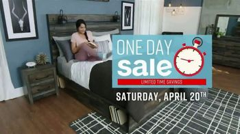 Ashley HomeStore One Day Sale TV Spot, 'Donate' Song by Midnight Riot - Thumbnail 3