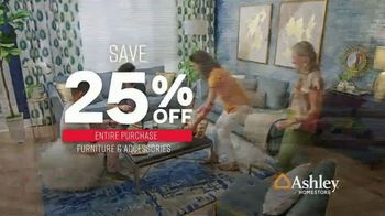 Ashley HomeStore One Day Sale TV Spot, 'Donate' Song by Midnight Riot - Thumbnail 4