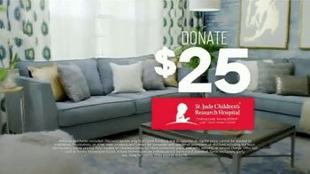 Ashley HomeStore One Day Sale TV Spot, 'Donate' Song by Midnight Riot - Thumbnail 5