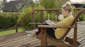 Orkin TV Spot, 'Home Is Where the Mosquitoes Aren't' - Thumbnail 8