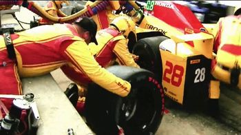 Firestone Tires TV Spot, 'The Indy 500: We Make Champions'