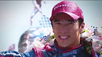 Firestone Tires TV Spot, 'The Indy 500: We Make Champions' - Thumbnail 9