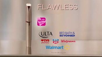 Flawless Brows TV Spot, 'Erase Unwanted Hairs' - Thumbnail 9