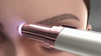Flawless Brows TV Spot, 'Erase Unwanted Hairs' - Thumbnail 6