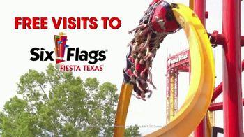 Six Flags Fiesta Texas TV Spot, 'Bigger, Better, Wetter' - Thumbnail 6