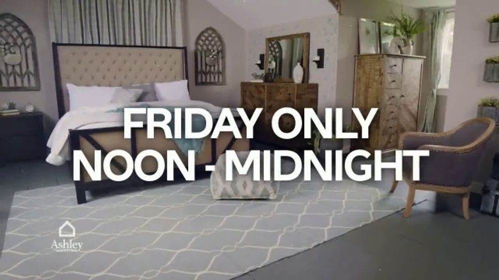 Ashley Homestore Midnight Madness Tv Commercial No Money Down Video