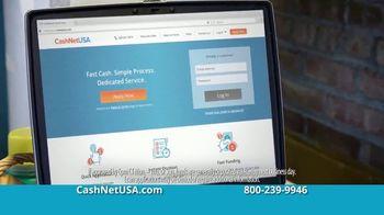 CashNetUSA TV Spot, 'CashNetUSA.com Man Vs. the Suds' - Thumbnail 5