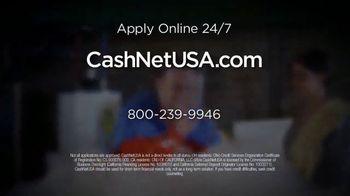 CashNetUSA TV Spot, 'CashNetUSA.com Man Vs. the Suds' - Thumbnail 7