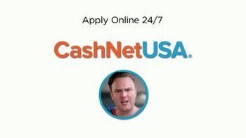 CashNetUSA TV Spot, 'CashNetUSA.com Man Vs. the Suds' - Thumbnail 8