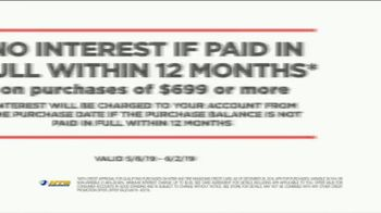 National Tire & Battery TV Spot, 'Buy Three, Get One Free: Mail-In Rebate and No Interest' - Thumbnail 9