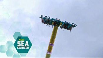 SeaWorld + Aquatica TV Spot, 'Turtle Reef: Now Open' - Thumbnail 6
