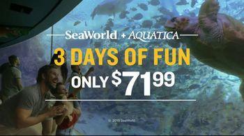 SeaWorld + Aquatica TV Spot, 'Turtle Reef: Now Open' - Thumbnail 9