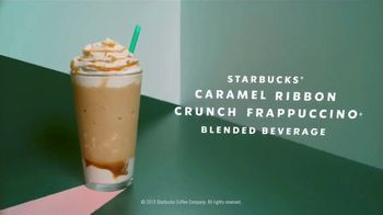 Starbucks Caramel Ribbon Crunch Frappuccino TV Spot, 'Yes, Please' Song by Young Franco - Thumbnail 10
