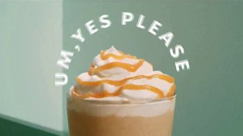 Starbucks Caramel Ribbon Crunch Frappuccino TV Spot, 'Yes, Please' Song by Young Franco - Thumbnail 6