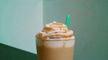 Starbucks Caramel Ribbon Crunch Frappuccino TV Spot, 'Yes, Please' Song by Young Franco - Thumbnail 9
