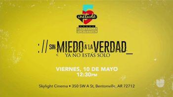 Bentonville Film Festival TV Spot, '2019 Skylight Cinema' [Spanish] - 3 commercial airings