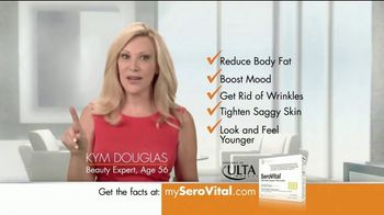 SeroVital HGH TV Spot, \'Interested?\' Featuring Kym Douglas