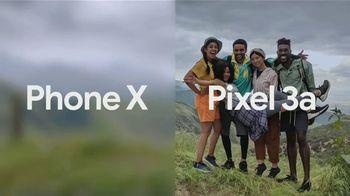 Google Pixel 3a TV Spot, 'Excursión' canción de The Hot Damns [Spanish] - Thumbnail 7