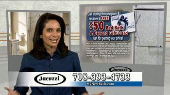 Jacuzzi 50 50 50 Sale TV Spot, 'Fit Your Needs' - Thumbnail 9