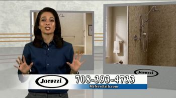 Jacuzzi 50 50 50 Sale TV Spot, 'Fit Your Needs'
