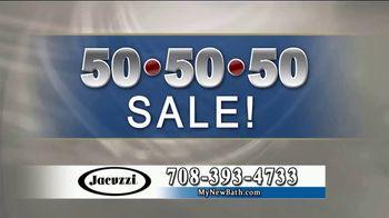 Jacuzzi 50 50 50 Sale TV Spot, 'Fit Your Needs' - Thumbnail 5