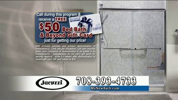 Jacuzzi 50 50 50 Sale TV Spot, 'Fit Your Needs' - Thumbnail 7