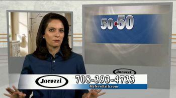 Jacuzzi 50 50 50 Sale TV Spot, 'Fit Your Needs' - Thumbnail 8