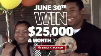 Publishers Clearing House TV Spot, 'Actual Winner:Sony Webster' - Thumbnail 10