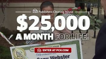 Publishers Clearing House TV Spot, 'Actual Winner:Sony Webster' - Thumbnail 7