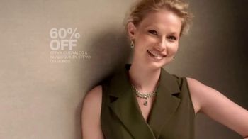Macy's Jewelry Sale TV Spot, 'Wonder of Love: Earrings and Chains' - Thumbnail 3