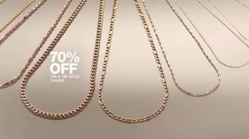 Macy's Jewelry Sale TV Spot, 'Wonder of Love: Earrings and Chains' - Thumbnail 9