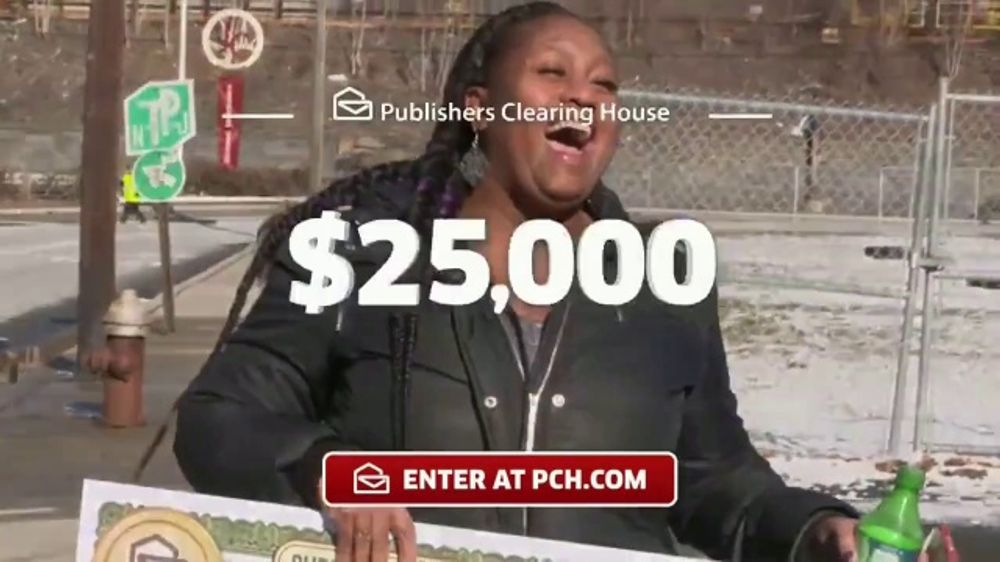Publishers Clearing House TV Commercial, 'Actual Winner: Christina  Beaufort' - Video