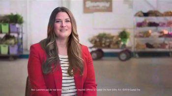 Capital One Spark Cash Card TV Spot, 'Farmgirl Flowers' - Thumbnail 10