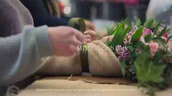 Capital One Spark Cash Card TV Spot, 'Farmgirl Flowers' - Thumbnail 6