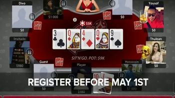 Poker Night in America TV Spot, 'Win Your Seat' - Thumbnail 7
