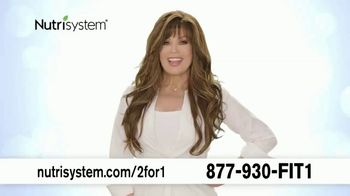 Nutrisystem 2 for 1 Sale TV Spot, \'Free Month of Food\' Featuring Marie Osmond