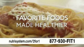 Nutrisystem 2 for 1 Sale TV Spot, 'Free Month of Food' Featuring Marie Osmond - Thumbnail 2