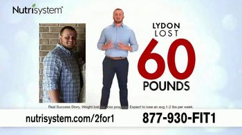 Nutrisystem 2 for 1 Sale TV Spot, 'Free Month of Food' Featuring Marie Osmond - Thumbnail 4