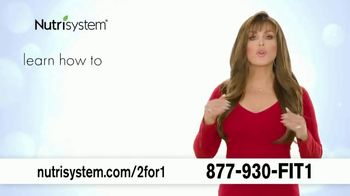 Nutrisystem 2 for 1 Sale TV Spot, 'Free Month of Food' Featuring Marie Osmond - Thumbnail 6
