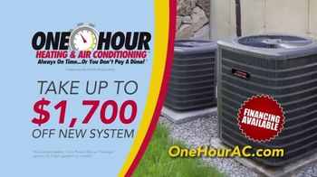 One Hour Heating & Air Conditioning TV Spot, 'Pollen Buster Package' - Thumbnail 7