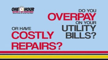 One Hour Heating & Air Conditioning TV Spot, 'Pollen Buster Package' - Thumbnail 1