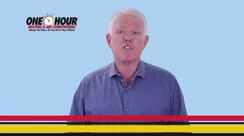One Hour Heating & Air Conditioning TV Spot, 'Pollen Buster Package' - Thumbnail 2