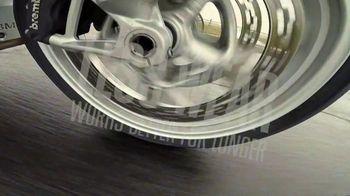 Dunlop Motorcycle Tires Roadsmart III TV Spot, 'Less Wear, More Where' - Thumbnail 1