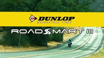 Dunlop Motorcycle Tires Roadsmart III TV Spot, 'Less Wear, More Where' - Thumbnail 9
