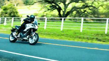 Dunlop Motorcycle Tires Roadsmart III TV Spot, 'Less Wear, More Where' - Thumbnail 2