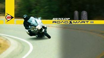 Dunlop Motorcycle Tires Roadsmart III TV Spot, 'Less Wear, More Where' - Thumbnail 3