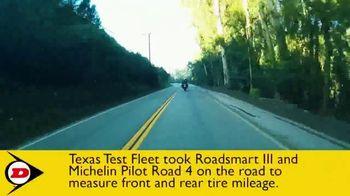 Dunlop Motorcycle Tires Roadsmart III TV Spot, 'Less Wear, More Where' - Thumbnail 6