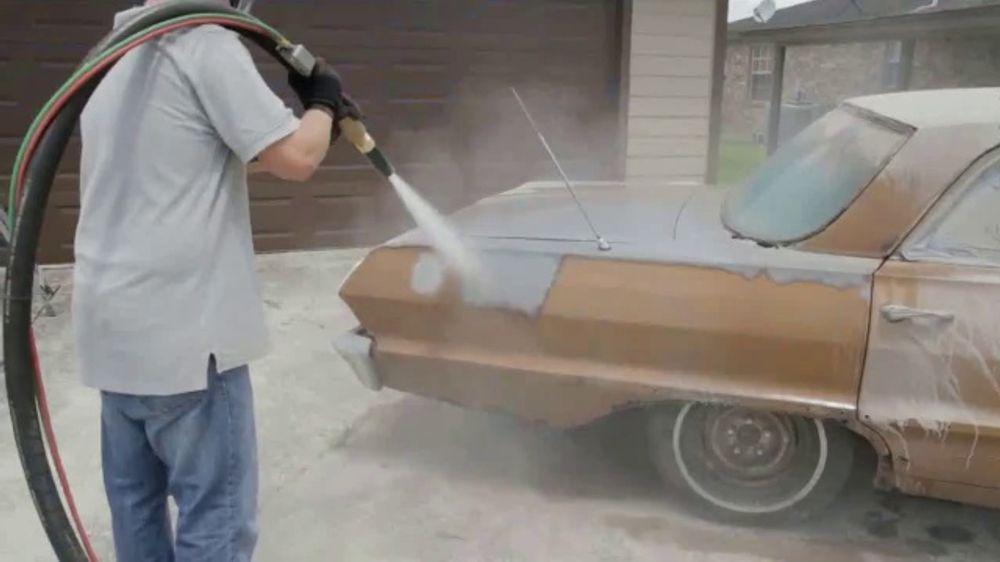 Dustless Blasting TV Commercial, 'The Value of Hard Work' - Video