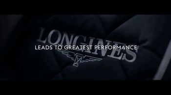 Longines Conquest V.H.P. TV Spot, 'Precision for Performance' - Thumbnail 2