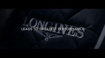 Longines Conquest V.H.P. TV Spot, 'Precision for Performance' - Thumbnail 2